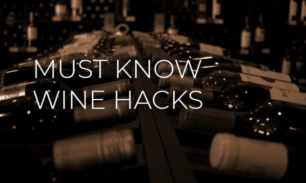 8 easy Wine Hacks