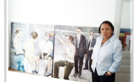 Künstler im Fokus – Ewa Stefanski
