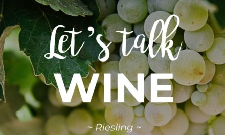 Let's talk WINE – Riesling