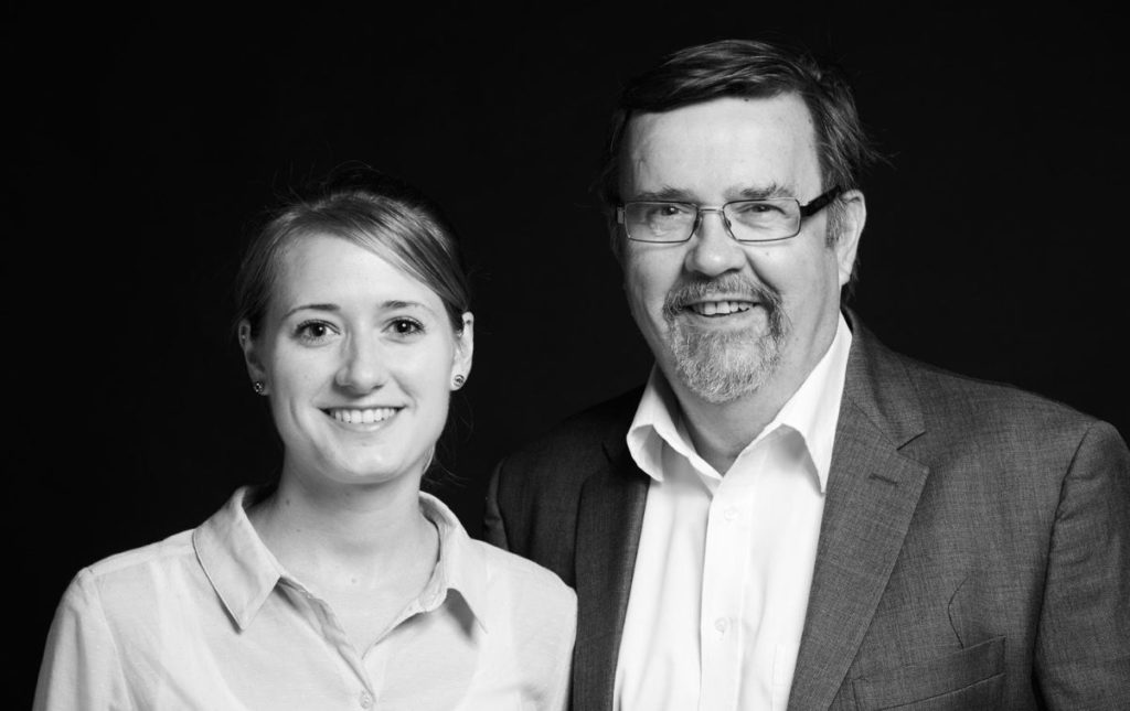 Julia Seyffardt und Peter Seyffardt