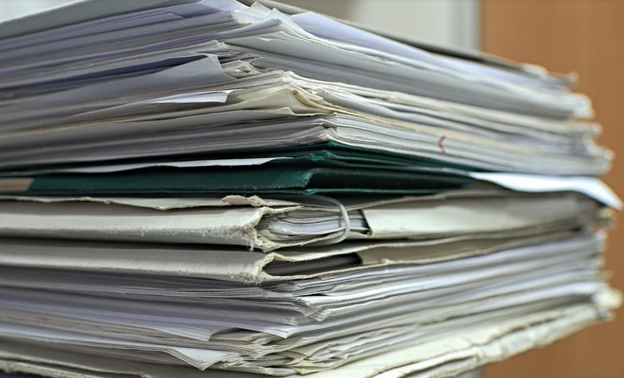 Paper work Insurance