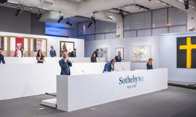 Nina Buhne von Sotheby's über das Auktionsgeschäft