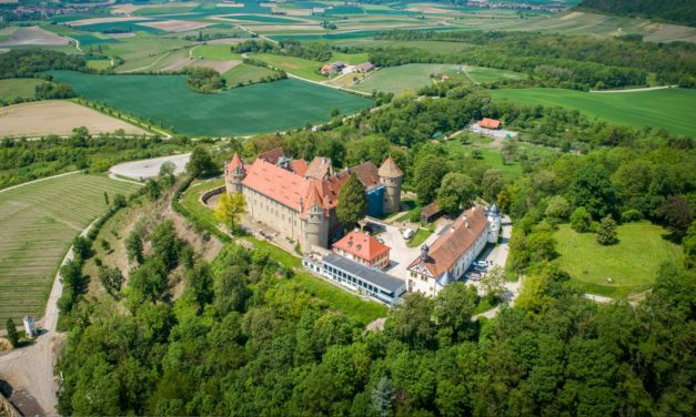 Schloss Frankenberg erwacht