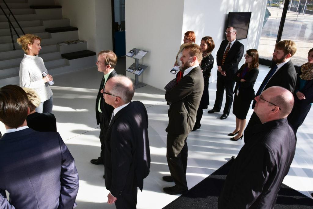 Art Foyer DZ Bank Kunstsammlung