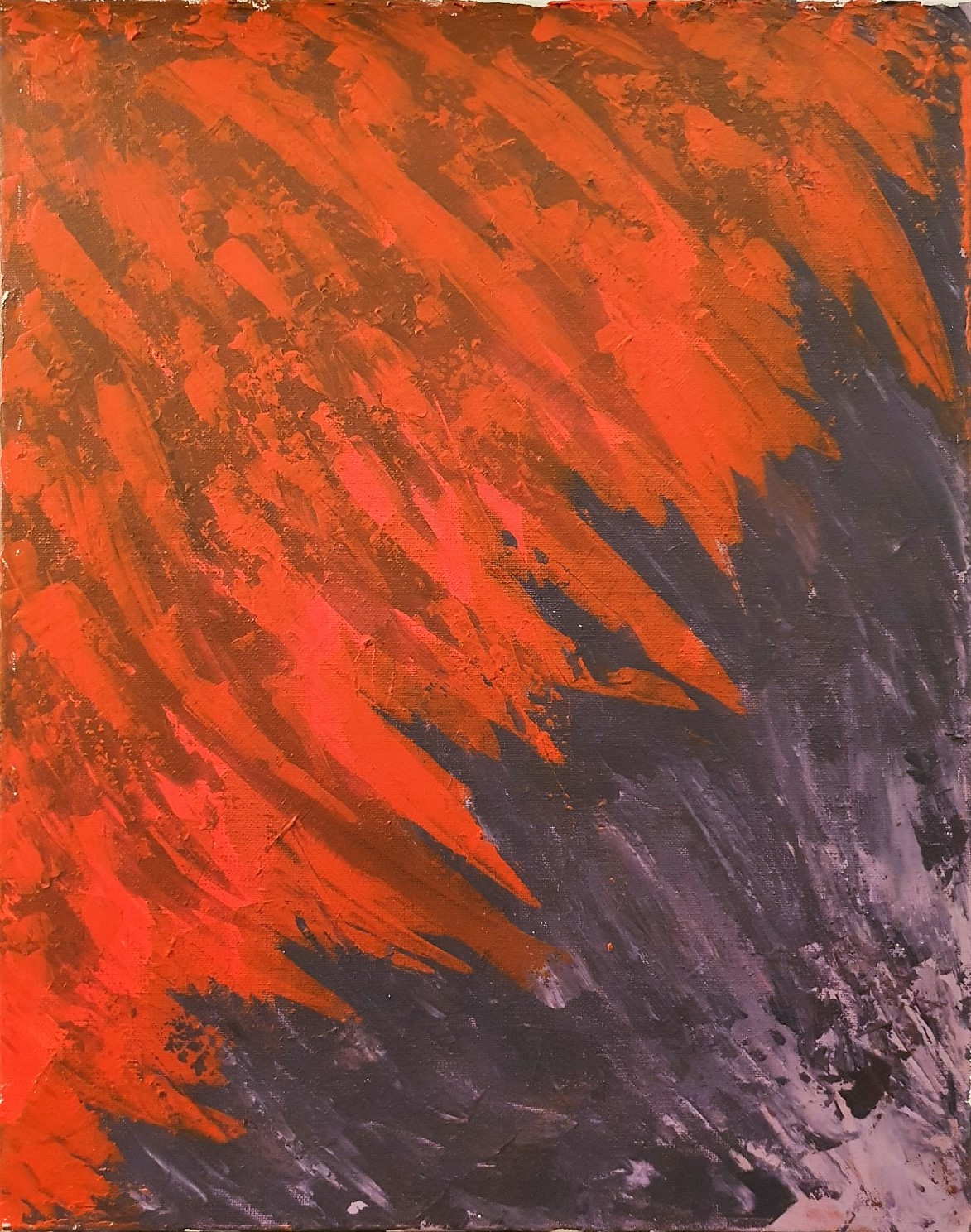 Feuersturm Entkorkte Kunst