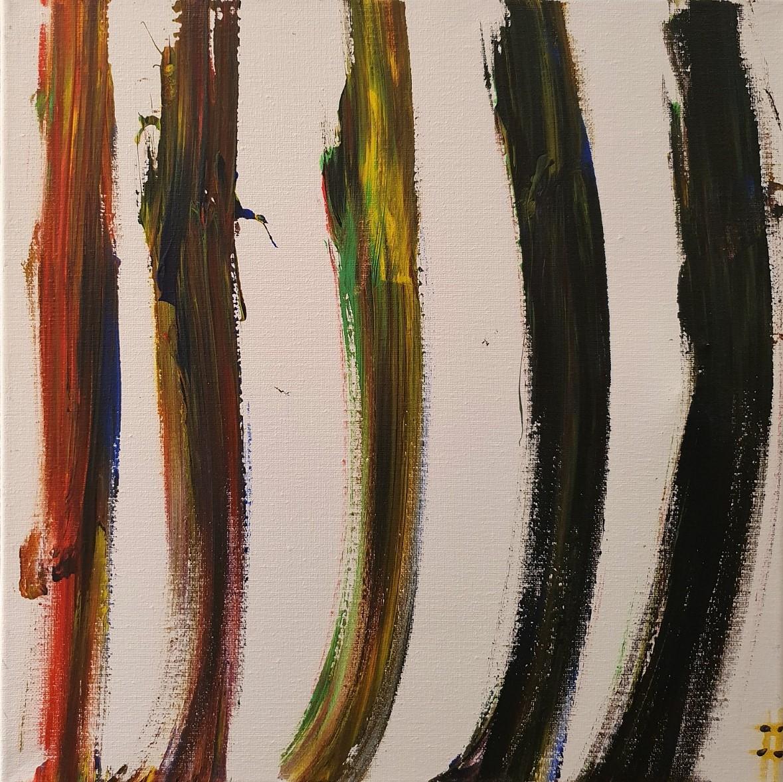 Stripes Entkorkte Kunst