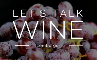 Let's talk WINE – Lemberger