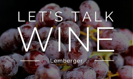 Let's talk WINE – Lemberger