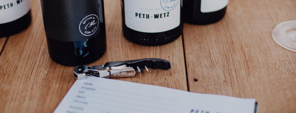 Wine Tasting Peth Wetz