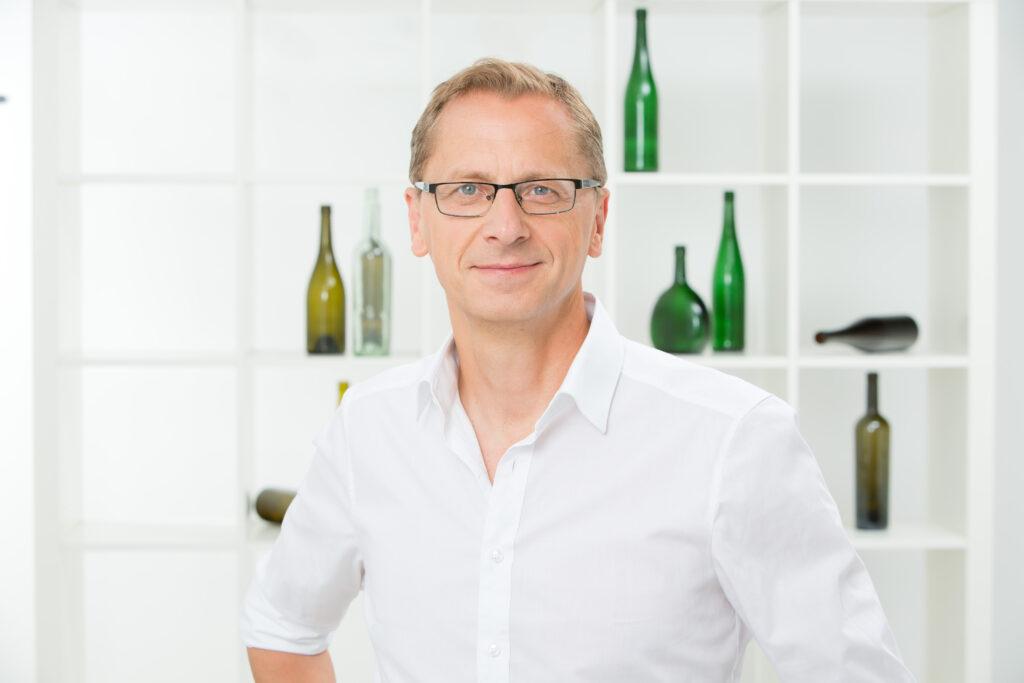 Steffen Schindler, Marketingleiter des Deutschen Weininstituts und Gründer von Generation Riesling