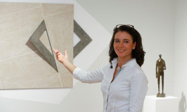Sabine Krempel öffnet die Türen von Sight