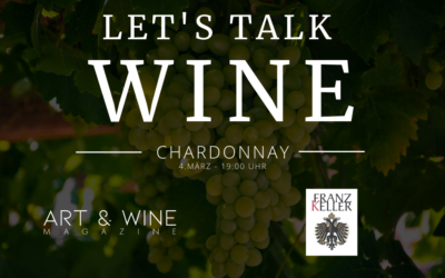 Let's talk WINE – Chardonnay
