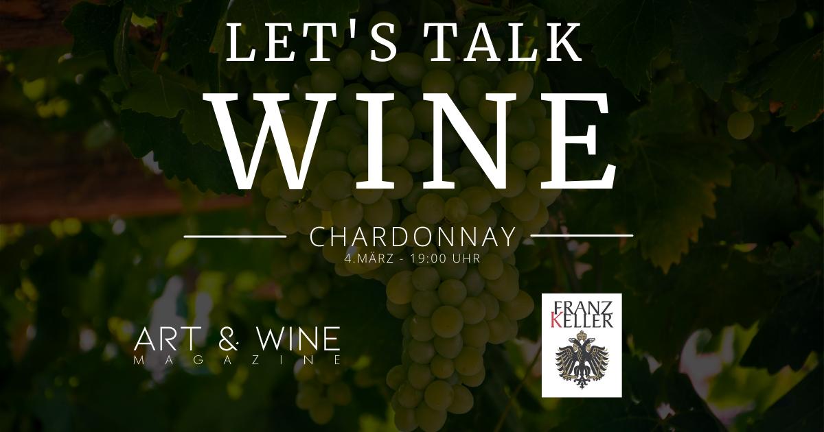 Let's talk WINE | Chardonnay