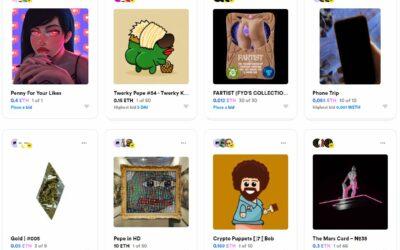 NFT – Digitale Kunst oder Hype?