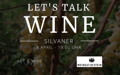 Let's talk WINE – Silvaner