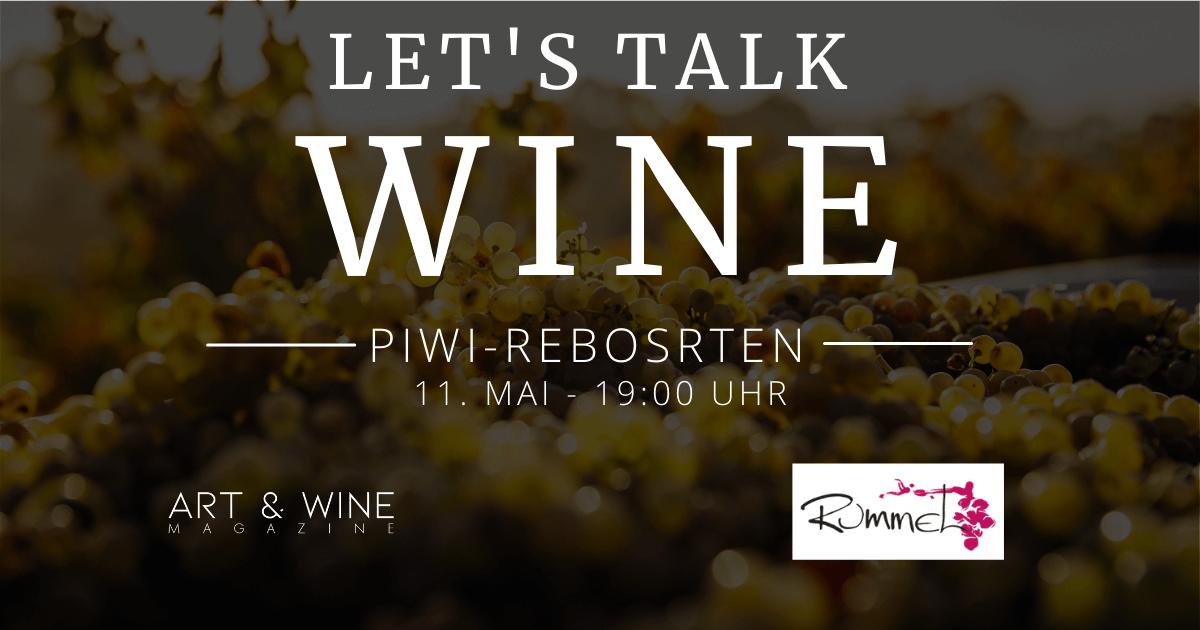 Let's Talk Wine mit PiWi-Pionier Karl Rummel