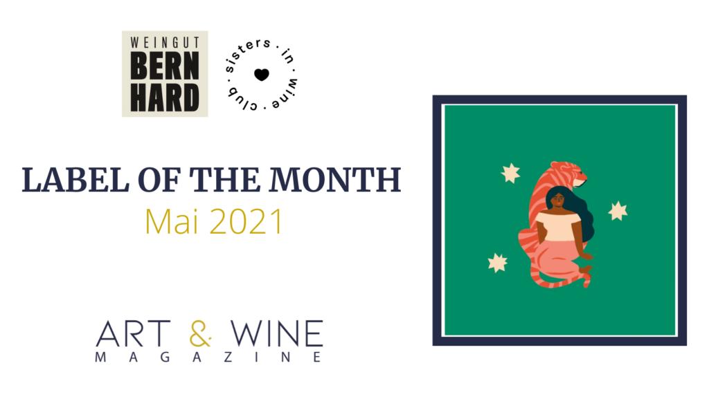 Weingut Bernhard Special Edition Sisters in Wine gewinnt das Label of the Month
