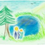 Kinderkrebshilfe und die Kunsttherapie