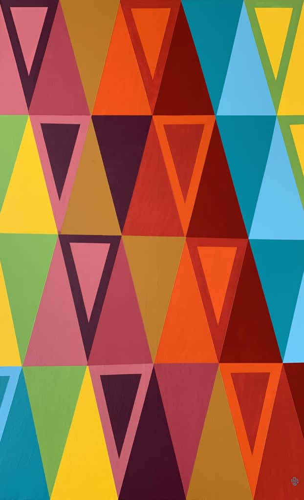 Mexican Colours von Mariela Santillan-Riehtmüller