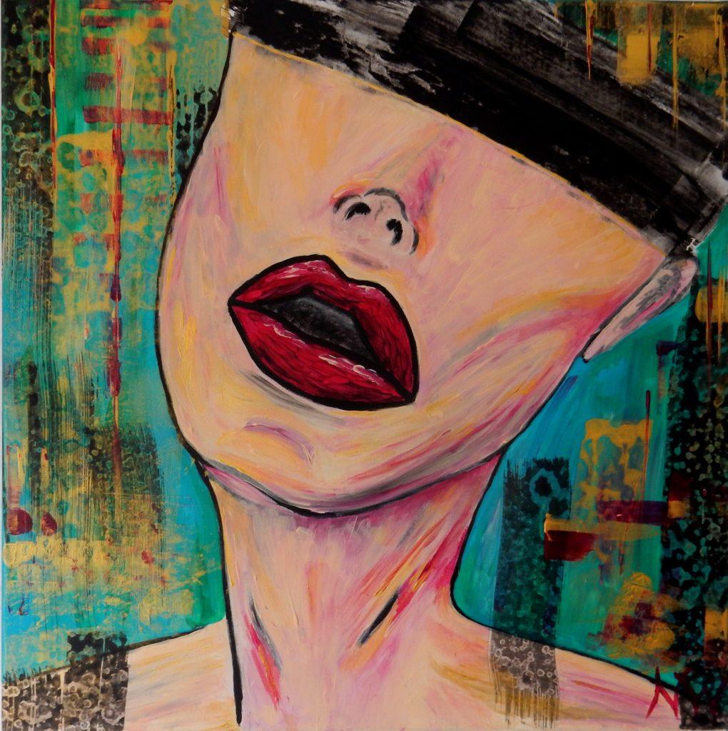 Blindfolded von Nora Wiegand