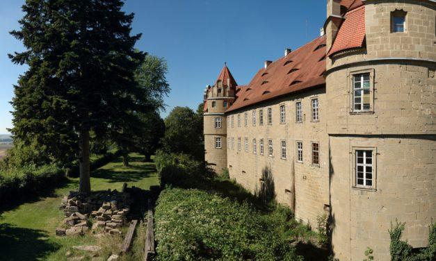 Schloss Frankenberg: Im Gespräch mit Betriebsleiter Maximilian Czeppel