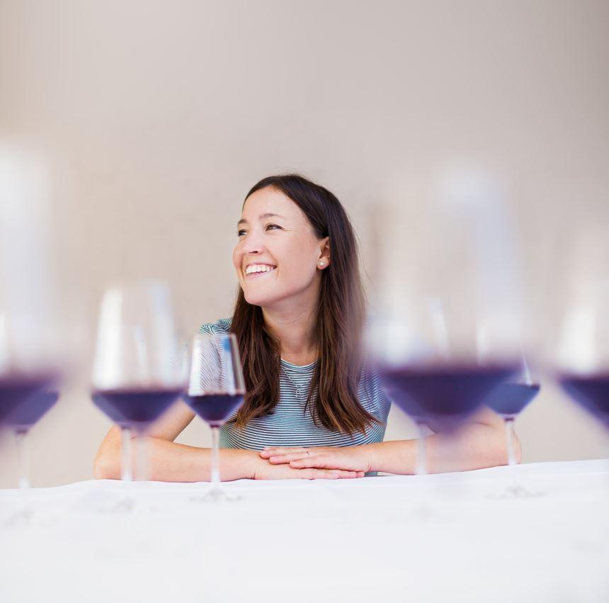Weinberatung mit Victoria Bretz