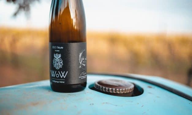 Etikett des Monats Juli:  Weingut WoW – Wolfgang Bender