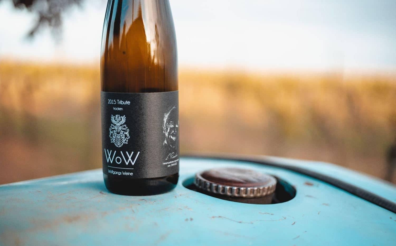 Weingut WoW mit Wolfgang Bender