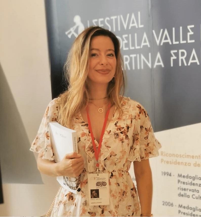 Jessica Poppe at International Masterclass Opera in Treviso