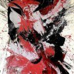 Gemälde des Monats: Pressure von Sebastian Schneider