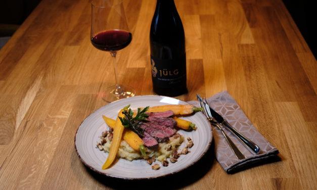 Das Art & Wine Sommermenü – Hauptspeise